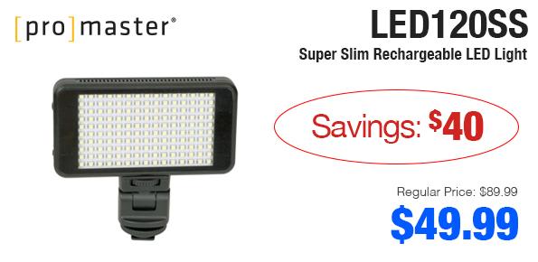 Promaster LED 120