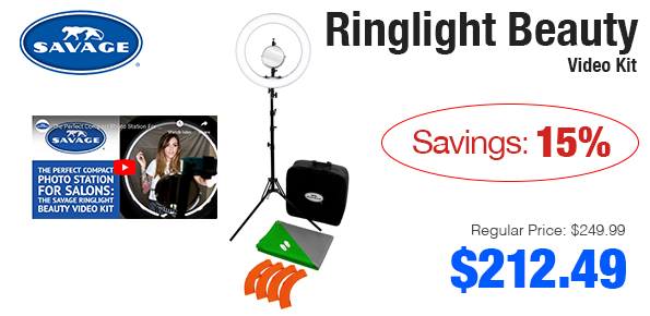 Savage Ringlight