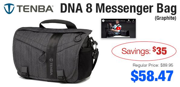 Tenba DNA 8 Graphite