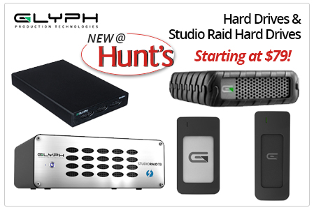 Glyph Technologies Hard Drives & Studio Raid Hard Drives