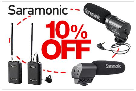 Saramonic Discount