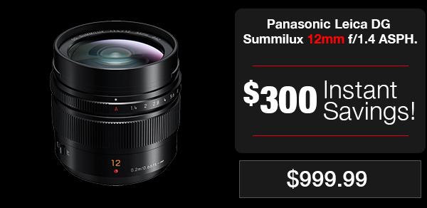 Lumix Leica DG 12mm