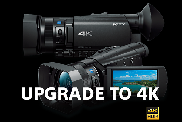 Sony Upgrade to 4K