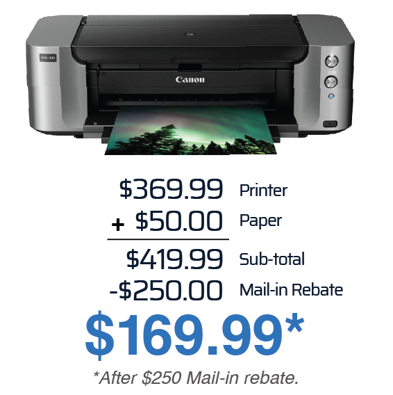 Printer Deal with Big Savings
