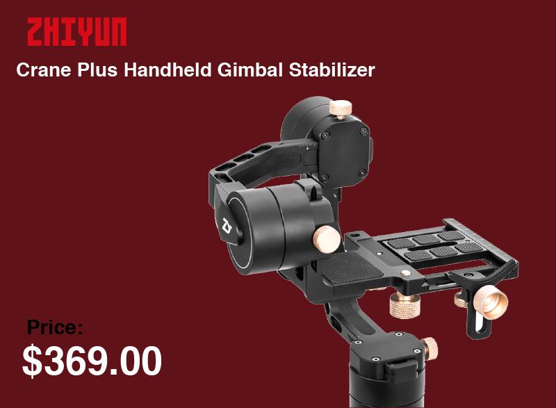 Zhiyun Crane Plus Stabilizer