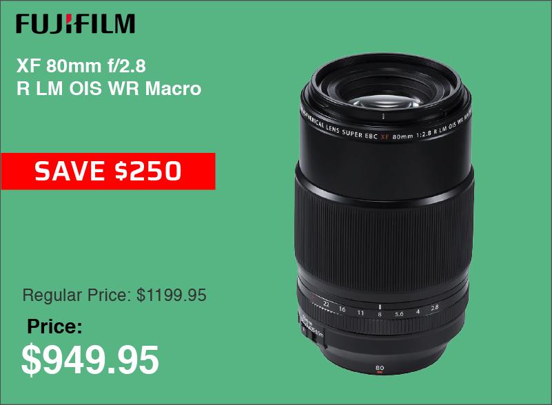 Fujifilm XF 80mm