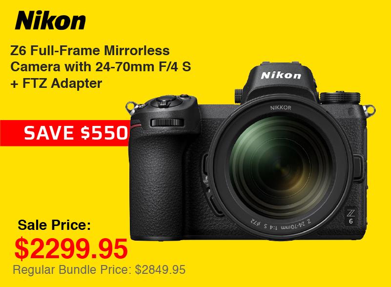 Nikon Z6 Kit