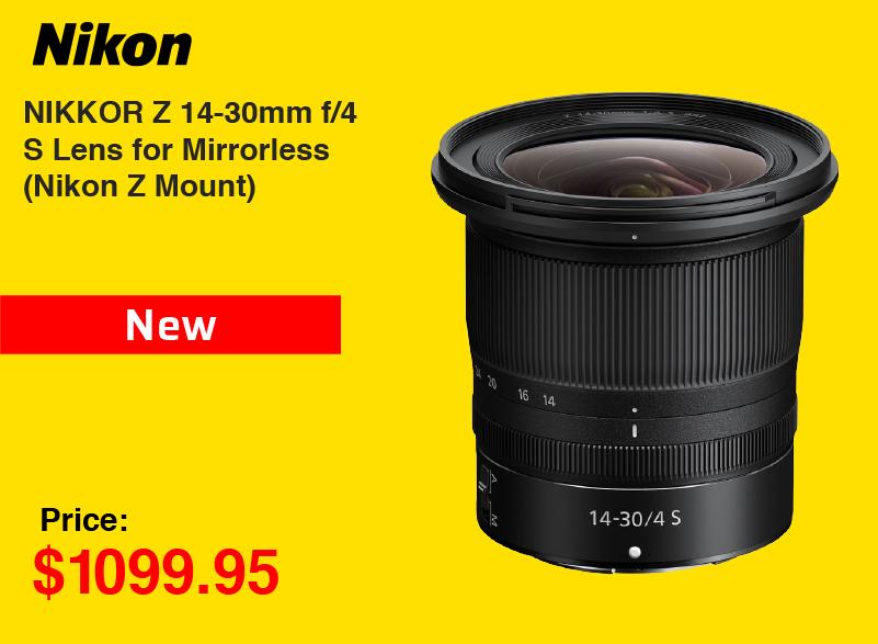 Nikon Z 14-30mm