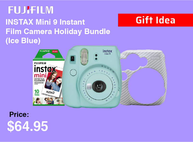 Fujifilm Instax Mini9 Bundle