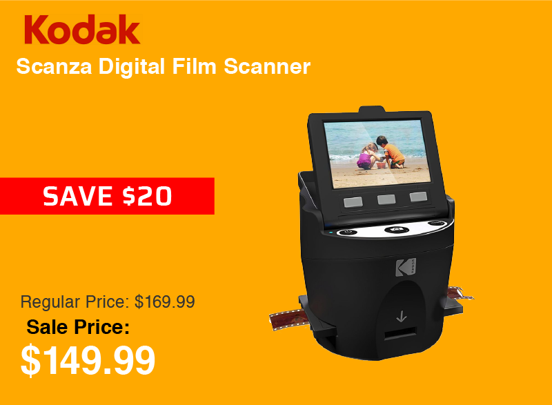 Kodak Scanza Digital Film Scanner