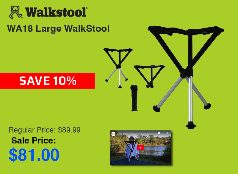 Walkstool WA18 Large