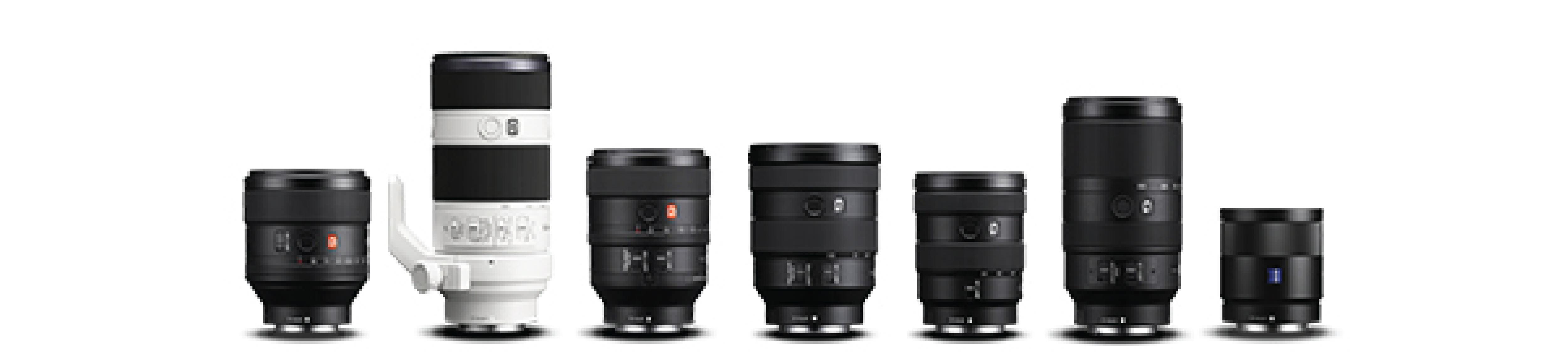 Sony TITU Lenses