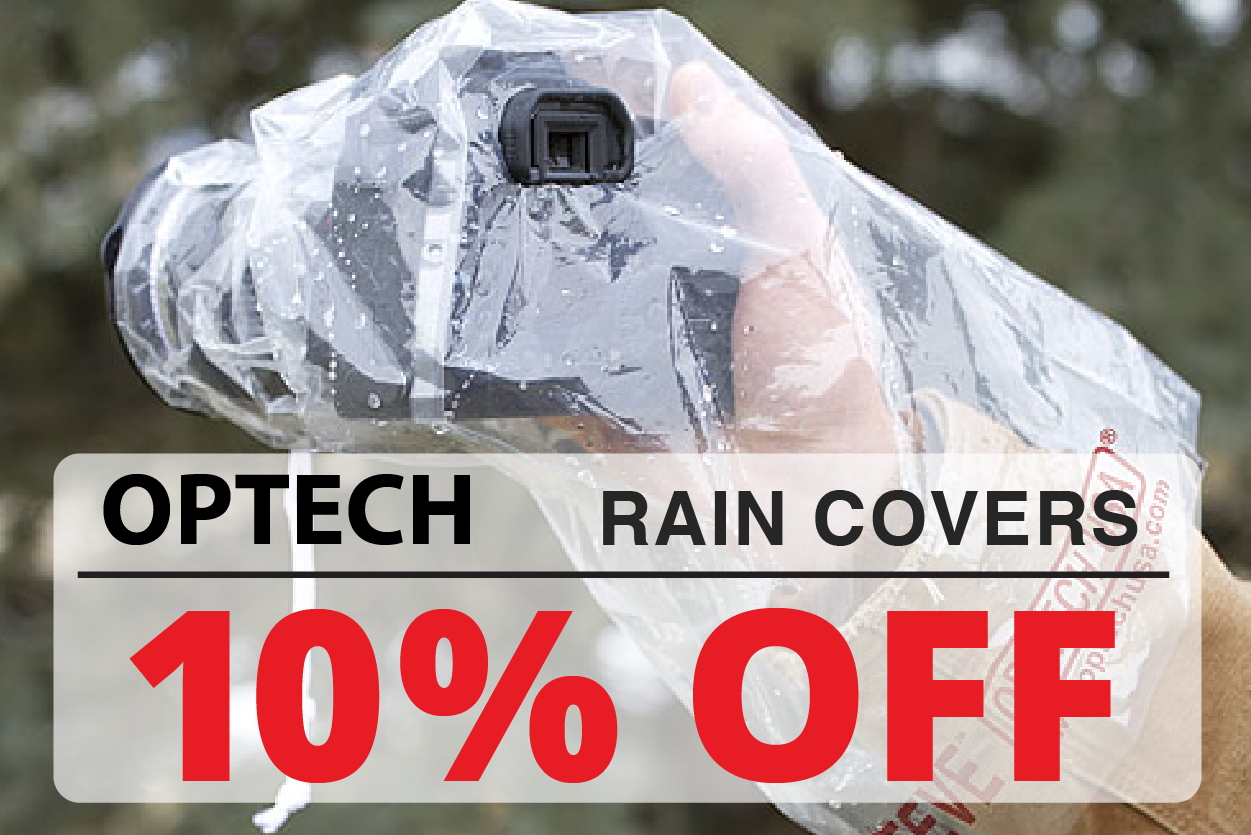 OPTECH Rain Covers