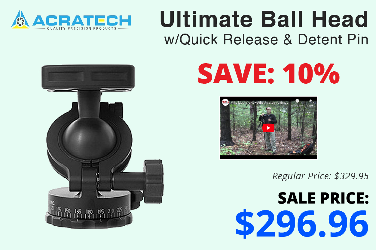 Acratech Ultimate Ball Head