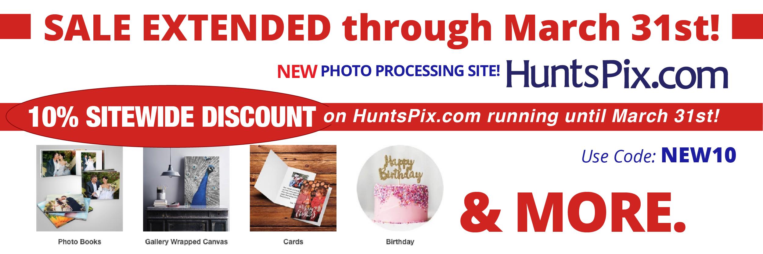 Hunt's Photo Processing