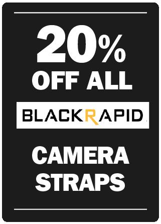 Black Rapid Camera Straps on Sale