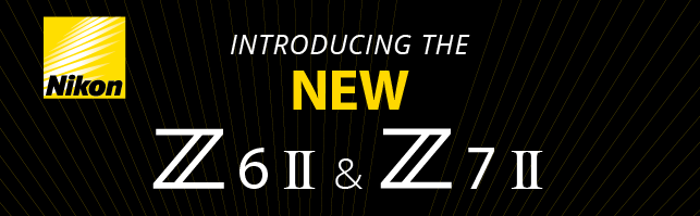 Nikon Announces the new Z6 II and Z7 II
