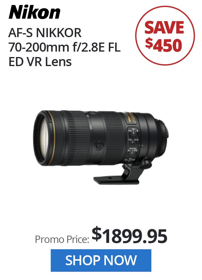 Nikkor 70-200mm