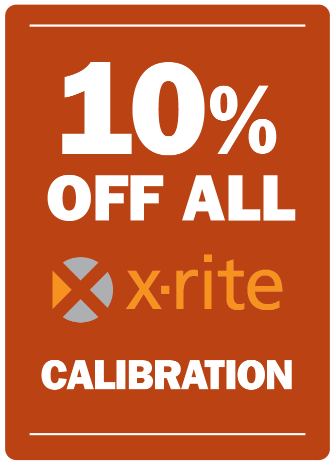 X-rite Calibration