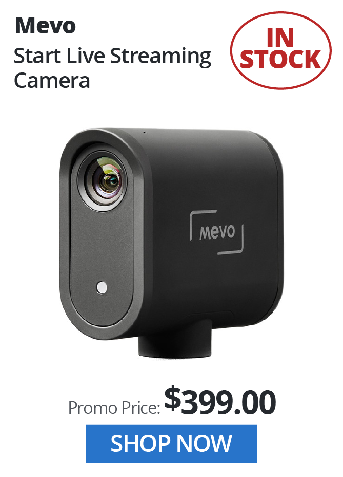 Mevo Live Streaming