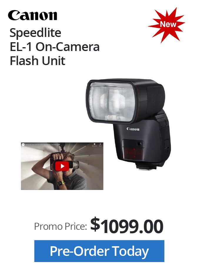 Canon EL-1 Flash