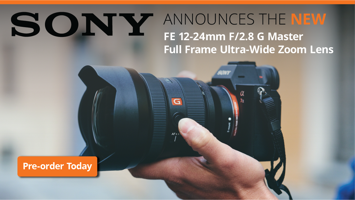 New Lens from Sony!