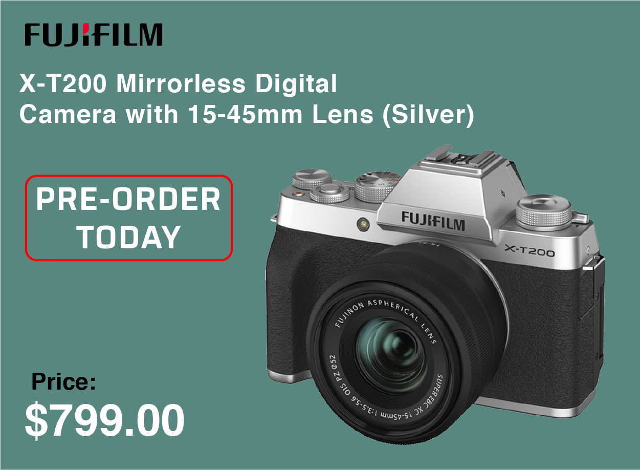 New From Fujifilm