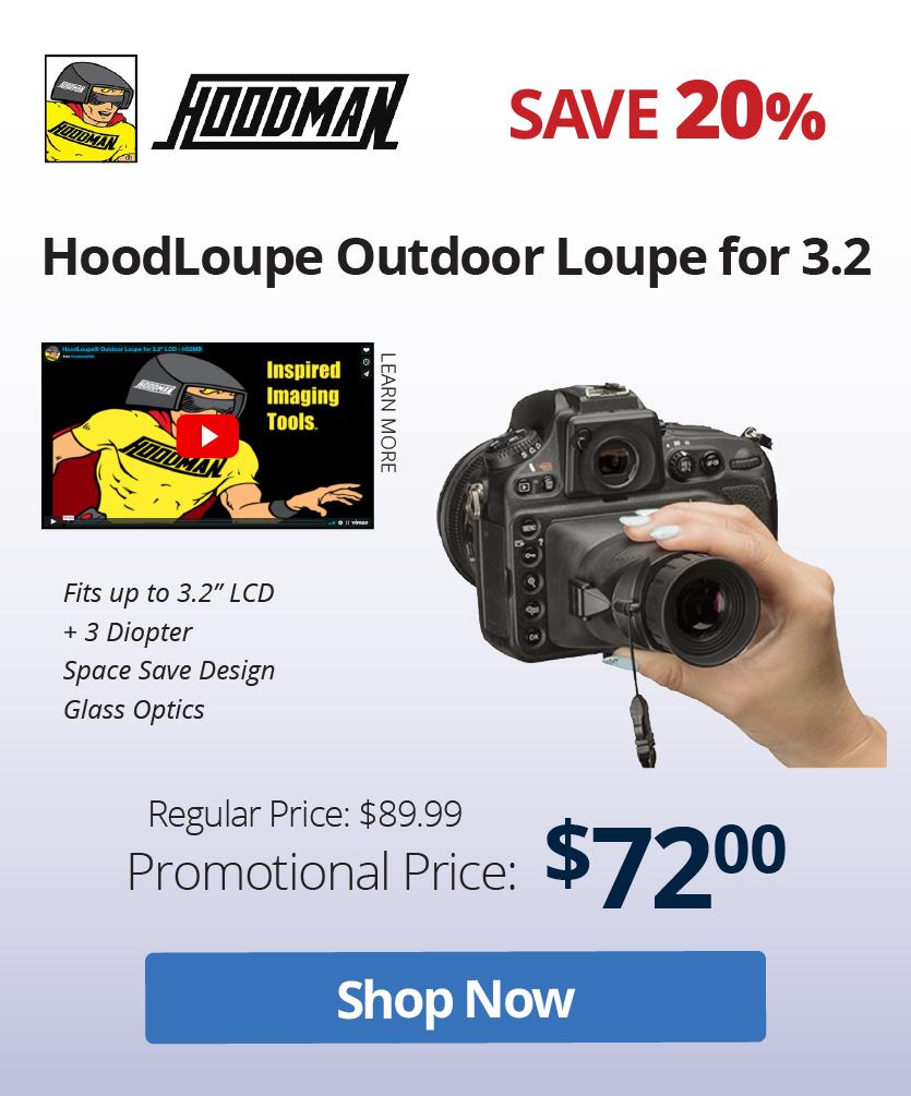 Hoodman Loupe