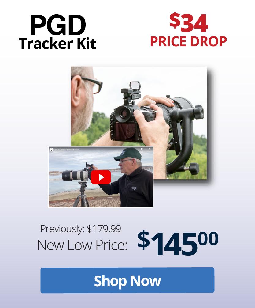 PGD Tracker Kit