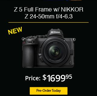 Nikon Z 5 with 24-50mm
