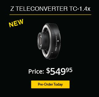 Nikon 1.4 Teleconverter