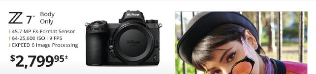 Nikon Z7 Body Kit