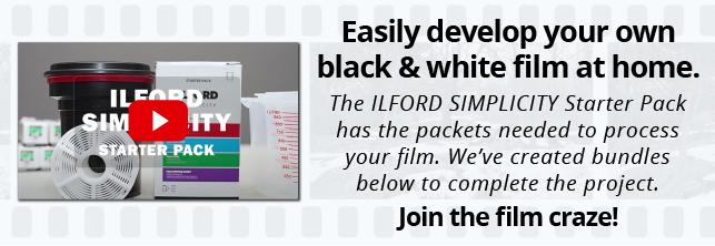 Ilford Simplicity Starter Kit