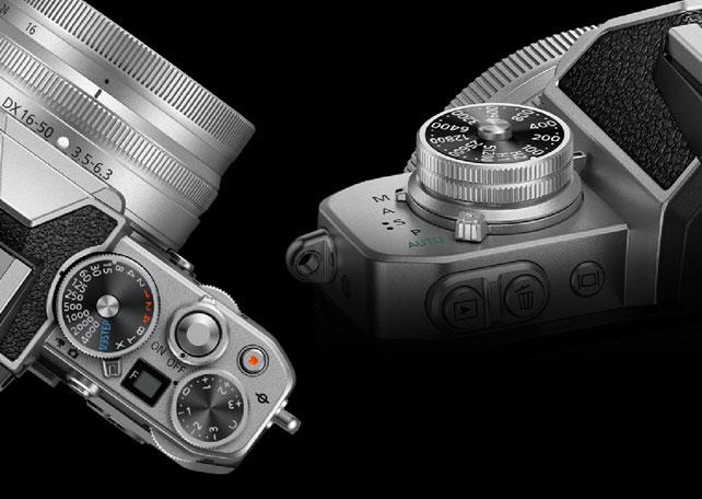 New Nikon Z FC