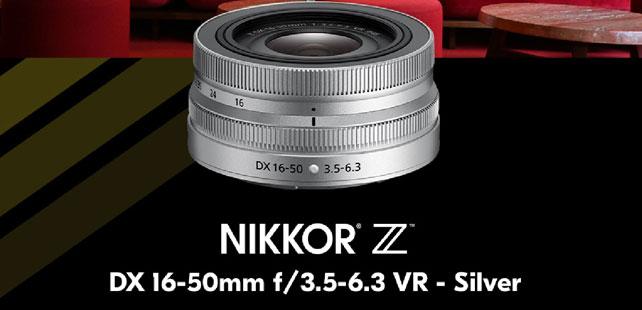 Pre-Order Nikkor Z DX 16-50mm
