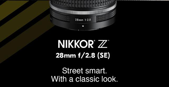 New Z 28mm F2.8