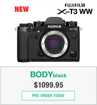 Fujifilm Announcements