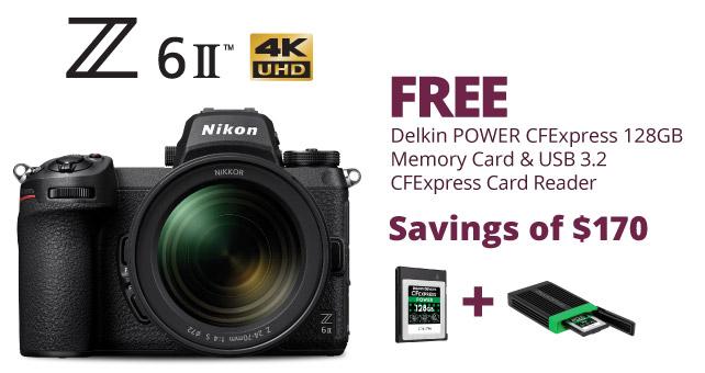 Nikon Z6II Savings