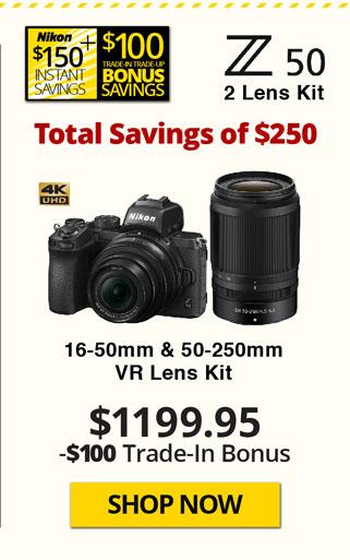 Z50 Two Lens Kit