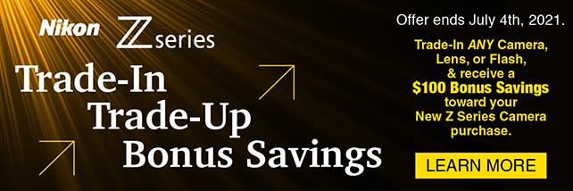 Nikon Exclusive Savings