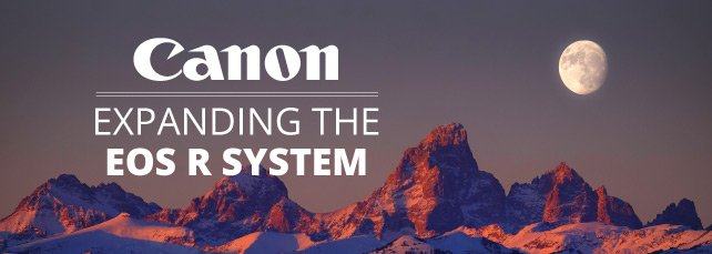 Canon Expanding the R System