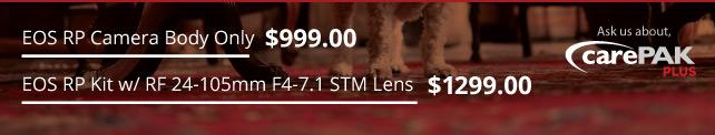 Canon EOS RP Kits