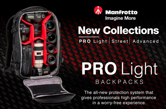 Manfrotto New Collections