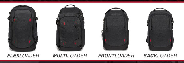 Manfrotto Redefined Pro Light Series Bags