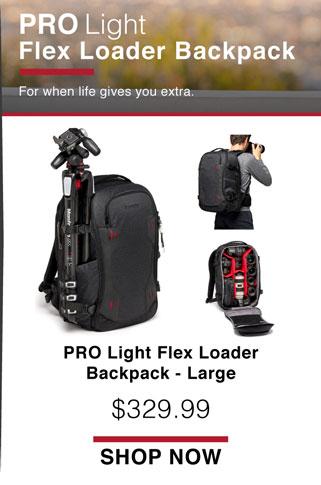 Manfrotto Flex Loader Backpack