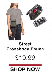 Street Crossbody Pouch