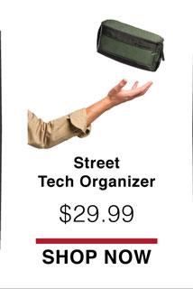 Street Tech Organizer