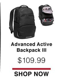 Advanced Active Backpack III