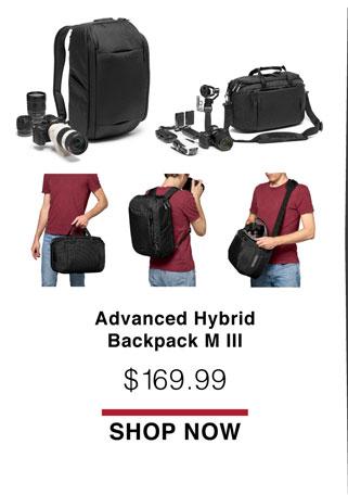 Advanced Hybrid Backpack M III
