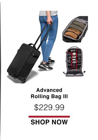 Advanced Rolling Bag III